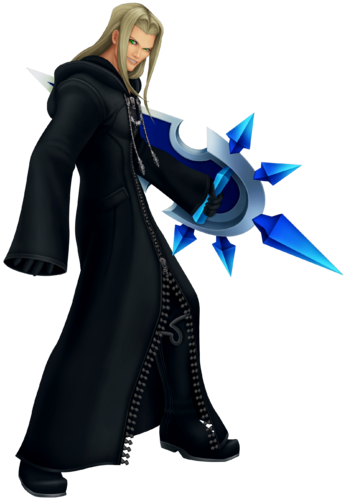 Vexen in Kingdom Hearts II
