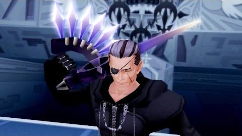 Kingdom Hearts 2 Data Xigbar Boss Fight (PS3 1080p)