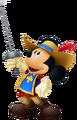 König Micky (LdM) 3D
