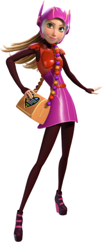 Honey Lemon in Kingdom Hearts III