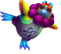 Eisassguin (Albtraum) 3D