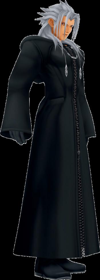 Xemnas in Kingdom Hearts II