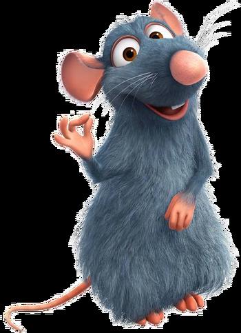 Rémy in Kingdom Hearts III