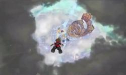 Sora taucht in die Welt La Cité des Cloches ein 3D