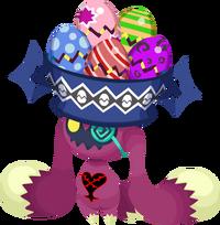 Egg Stealer KHχ
