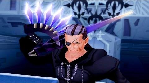 Kingdom Hearts 2 Xigbar Boss Fight (PS3 1080p)