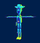 Woody Ungenutzt