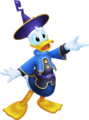 Donald Duck ReCoded