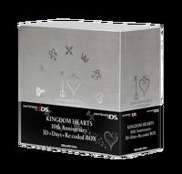 Kingdom Hearts 10 Jahre Jubiläums Box