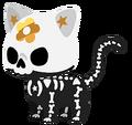 Skeleton Flowerkit (Geist) KHUx