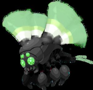 Cy-Bug (Aerial) KHUX