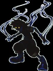 Sora (Anti-Form) KHII