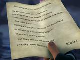 Kairis Brief