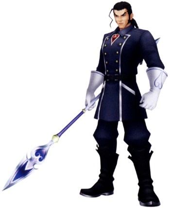 Dilan, einer der Gardisten von Radiant Garden in Kingdom Hearts: Birth by Sleep