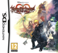 Kingdom Hearts 358 2 Days Cover PAL