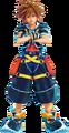 Sora (Outfit KHII) KHIII