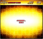 Kingdom Hearts ReCoded Gummiship Studio Ladebildschirm
