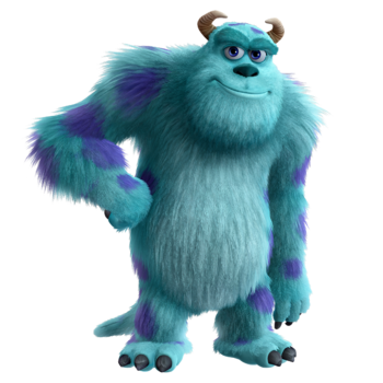 Sulley in Kingdom Hearts III