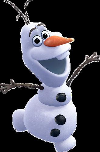 Olaf in Kingdom Hearts III
