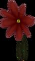 Blume (Rot) KH