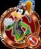 007 Goofy A (Medaille)