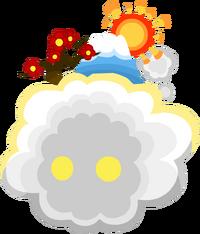 Cloud Sunrise KHχ