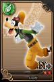 Karte 068 (Goofy) KHx
