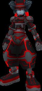 Sora (Helden-Form) (SP) KHII