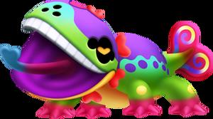 Giftechse (Geist) 3D