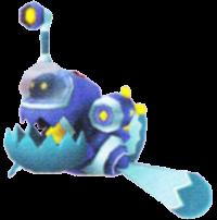 Submarine KHII