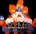 Furious Whole Cake KHχ