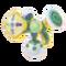 Farbpistole Grün 3D