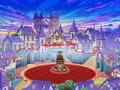 Daybreak Town zu Valentins Tag (Artwork) KHχ