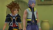 Sora und Riku bei Yen Sid 01 3D