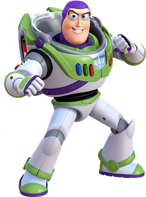 Buzz Lightyear in Kingdom Hearts III