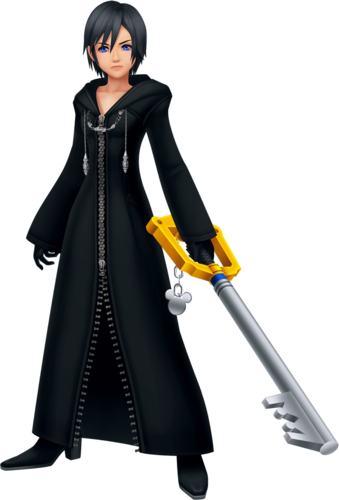 Xion in Kingdom Hearts 358/2 Days
