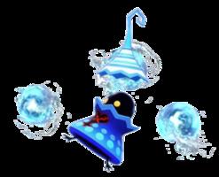 Aquamarin-Rumba KHIII