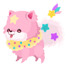 Pink Pupstar (Geist) KHUX