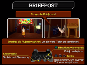 Briefpost 3 KHIIFM