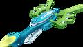 Schlüsselschwert Renn-Gleiter (Ventus) BBS