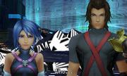 Terra und Aqua 3D