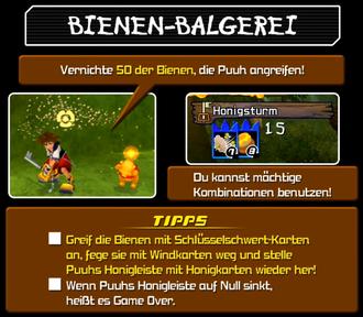 Bienen-Balgerei 2 ReCOM