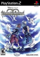 Kingdom Hearts ReChain of Memories Cover