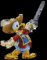 Donald Duck (LdM) 3D