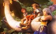Sora, Riku und Kairi Intro KHII