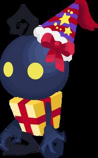 Gift Shadow KHχ