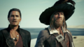 William Turner und Barbossa (POTC) KHIII