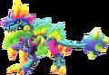 Eilsaurus (Geist) 3D
