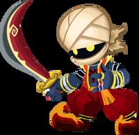 Red Bandit KHχ