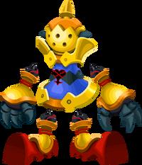Guard Armor Subspecies KHχ